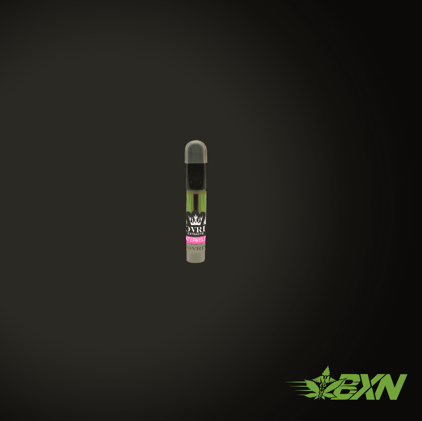 SOVRIN EXTRACTS VAPE PEN REFILL CARTRIDGE – WATERMELON - CLEAR THC