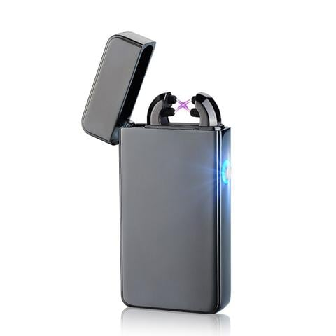 flame rechargeable windproof lighter