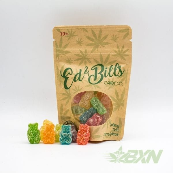 Ed & Bills - Sour Gummy Bears