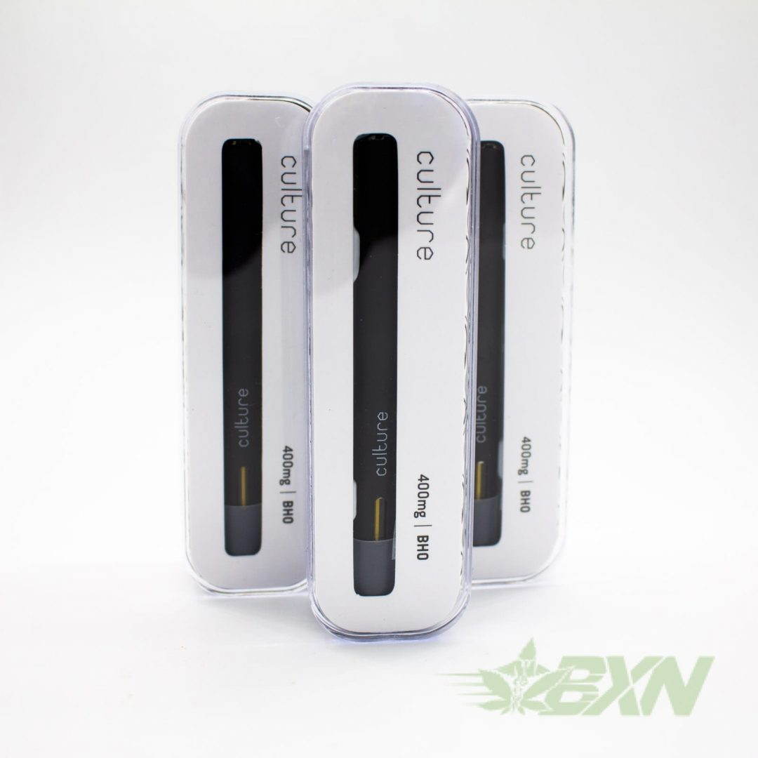 Culture Disposable Vape Pen - Sativa