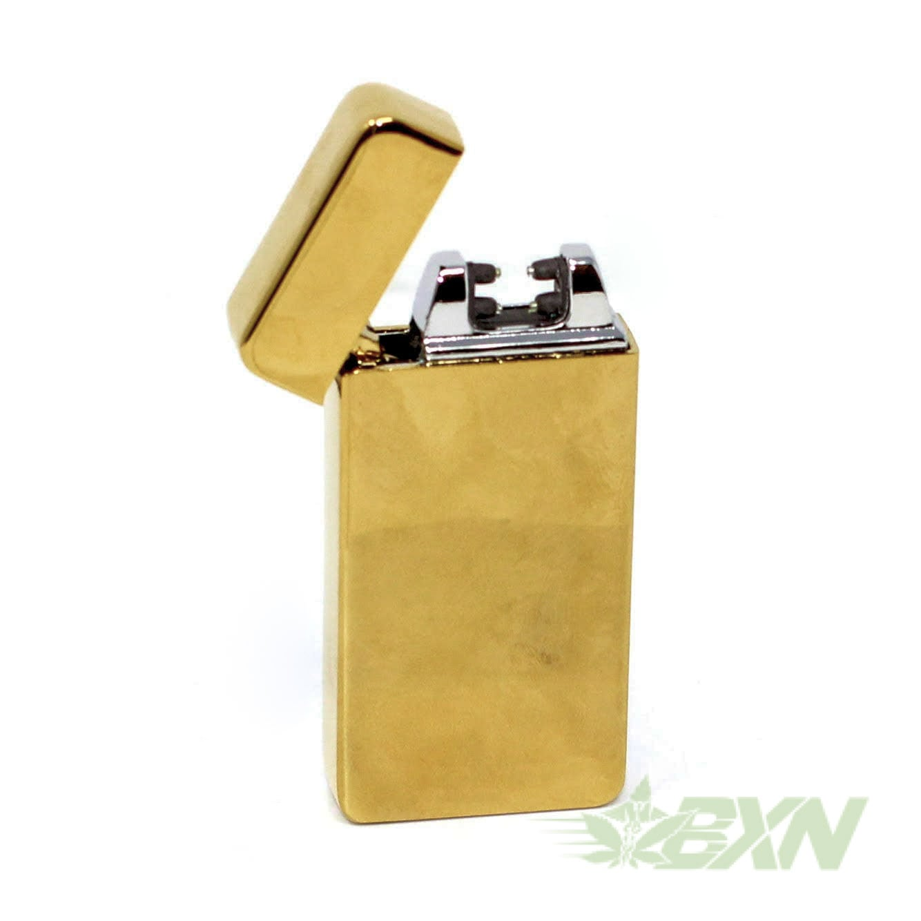 FLAMELESS RECHARGEABLE WINDPROOF LIGHTER - Gold
