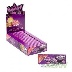 Juicy Jay's Flavored Rolling Papers - Grape
