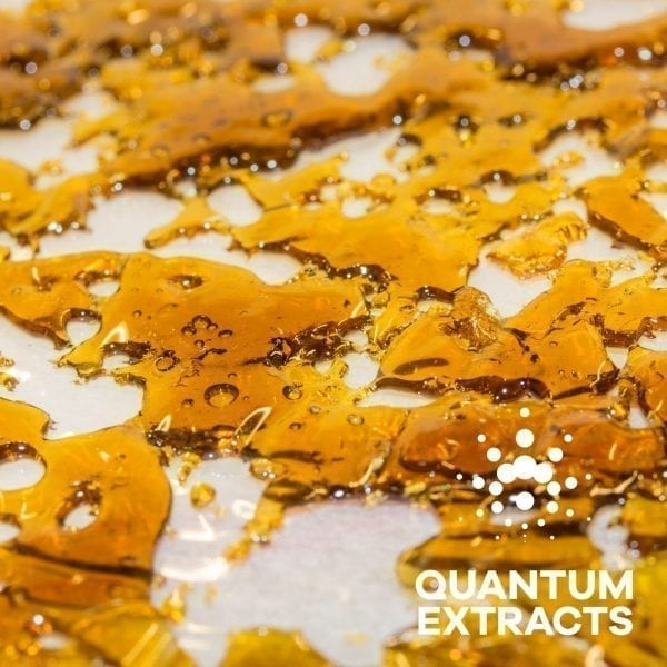 God (Indica) - Quantum Extracts Shatter