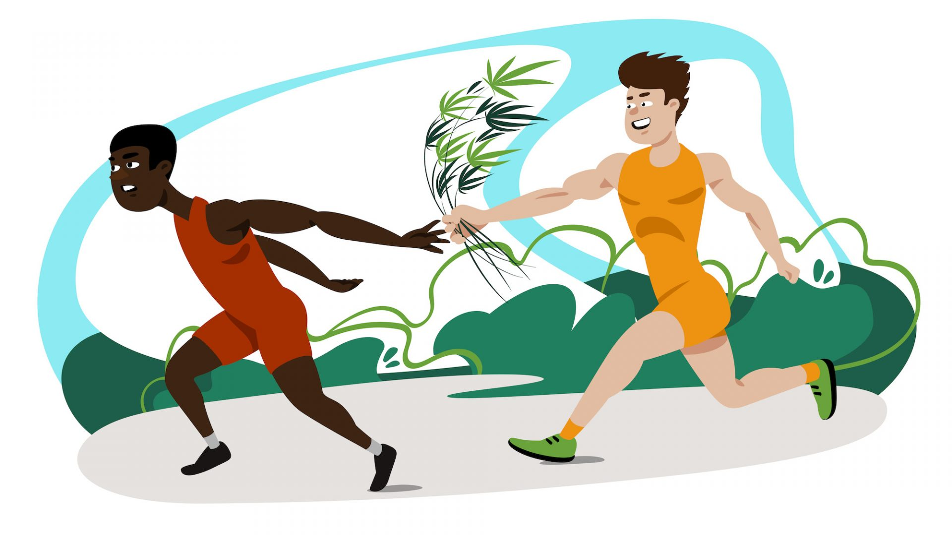 Cannabis in Pro Sports: How Does Weed Help Athletes?