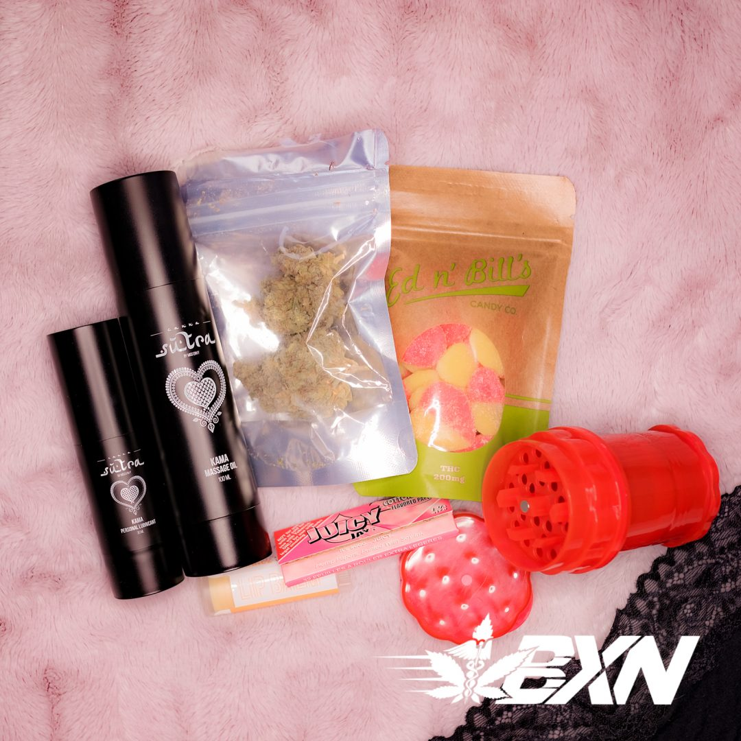 THC Valentines Day Gift Set