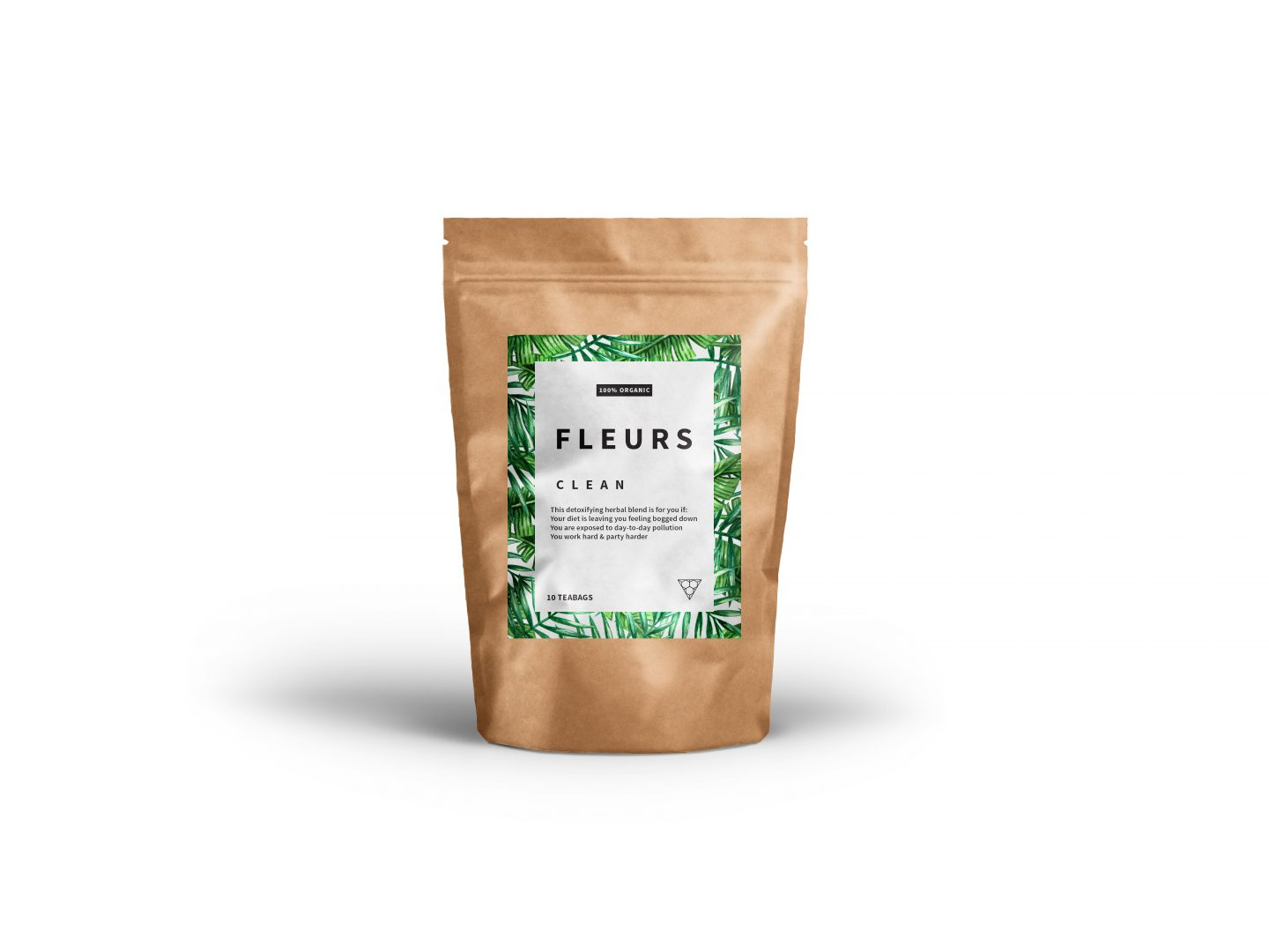 Fleurs Bag NO HEMP Clean