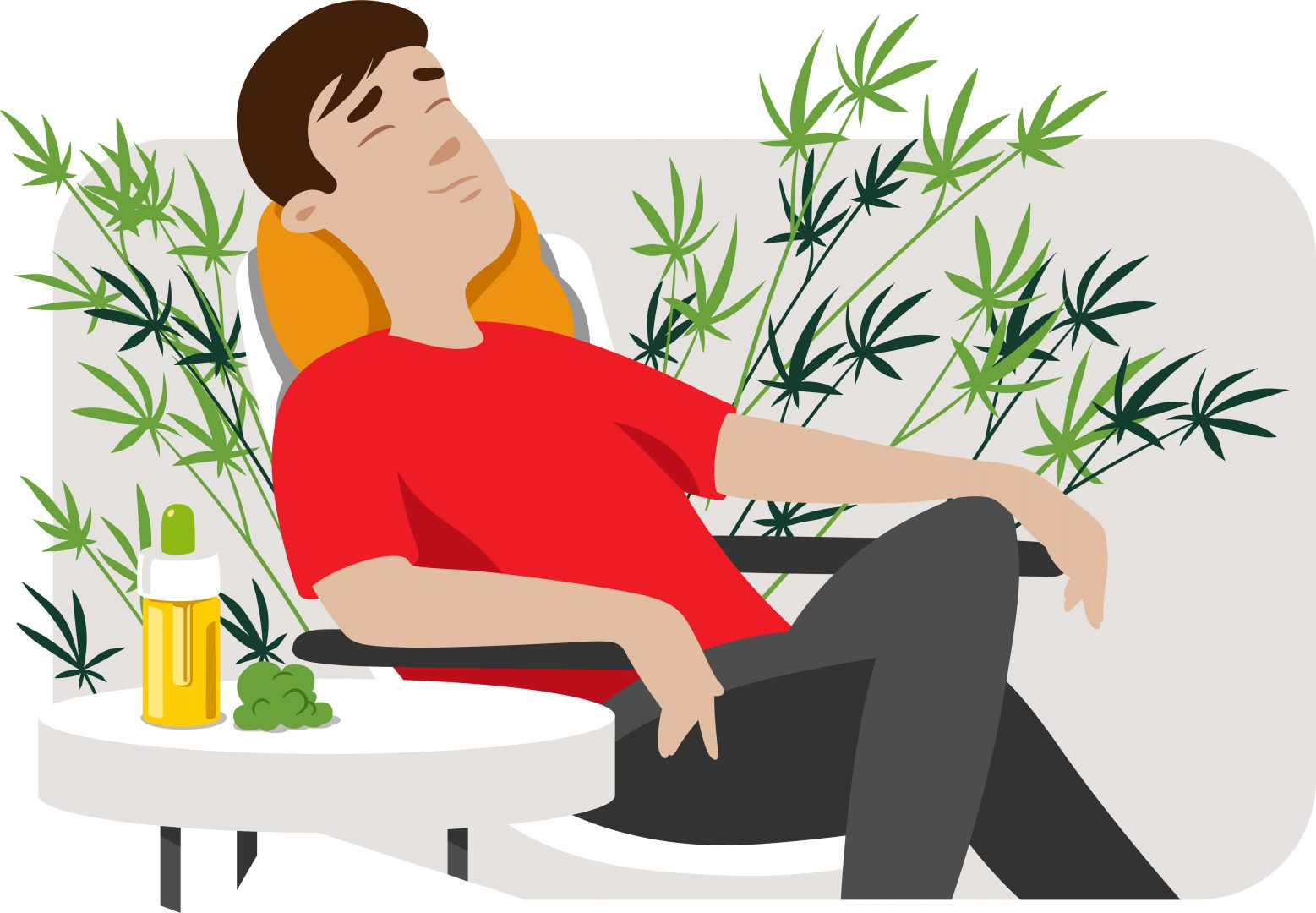 Benefits of CBD Oil for Relaxation & Sleep