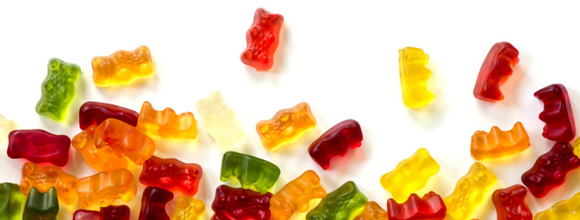 THC Infused Gummy Bears