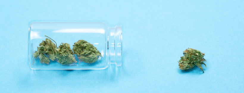 Store Your Cannabis In A Sealed Container